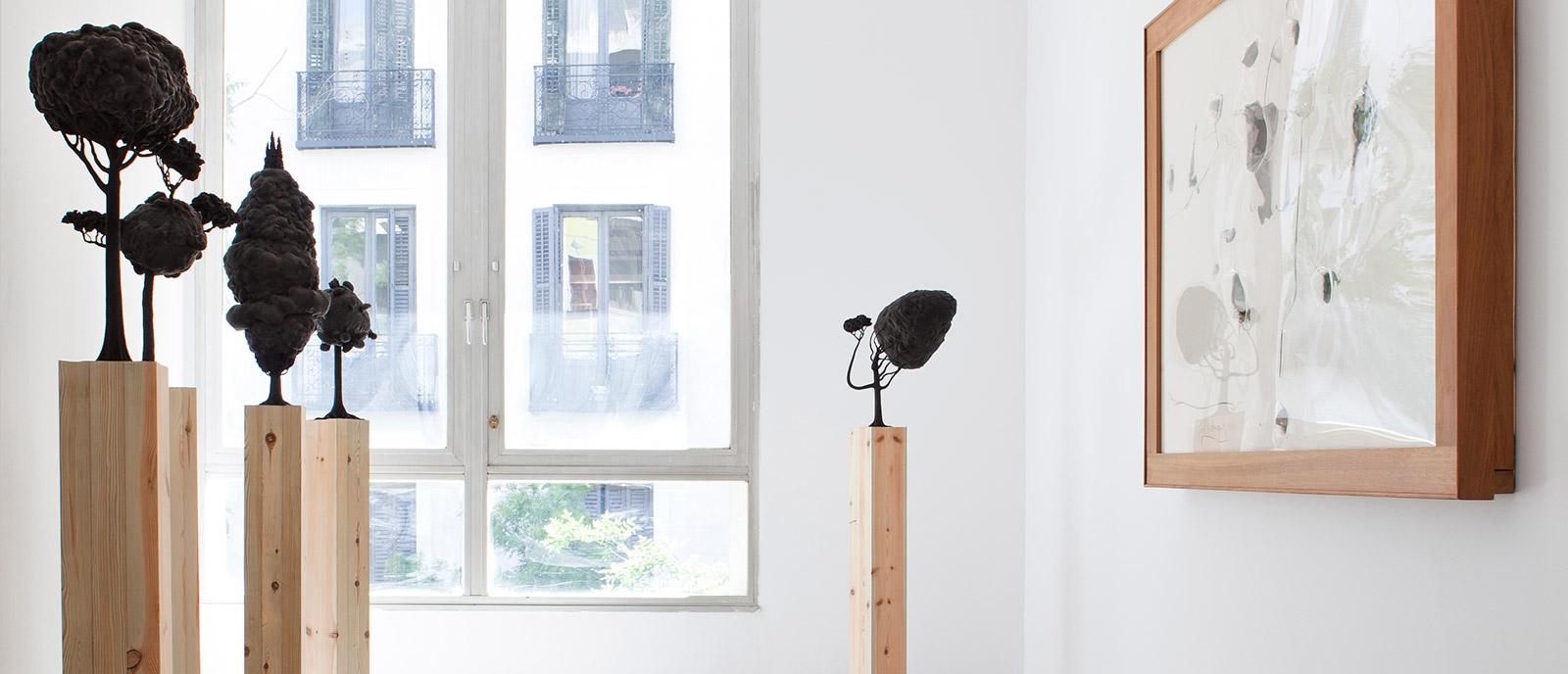 Esculturas y grabados – «Galerías de la zona»