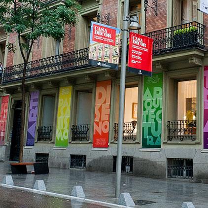 «Imagen de fachada», GillesVincent y JoséSánchez-Colomer