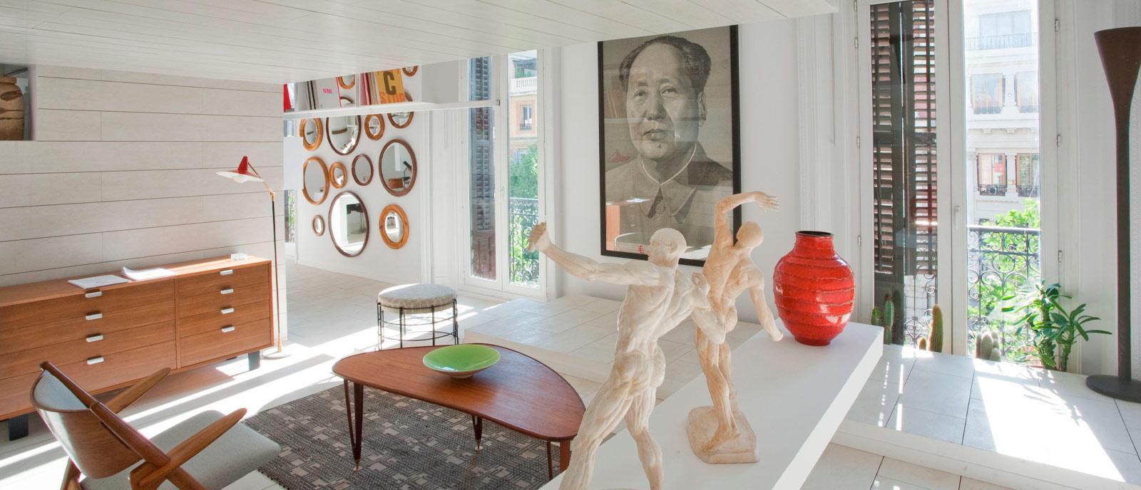 Loft de 60 m2 ASCER – «Unlimited space»