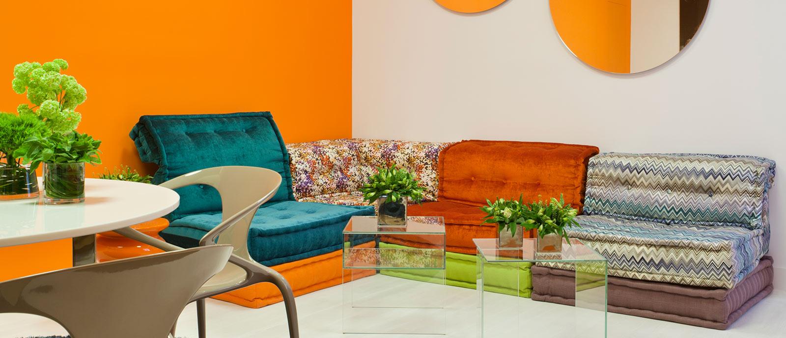 """Salón – """"Diseño, color y vida"""""""