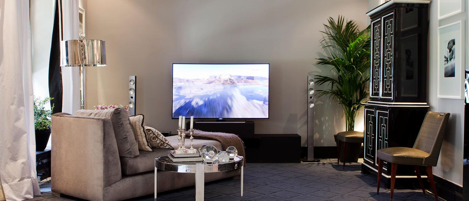 """Apartamento moderno – """"Samsung by Raúl Martins"""""""