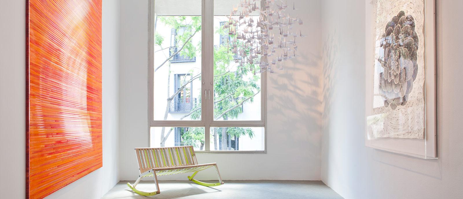 Sala de arte – «Galerías de la zona»