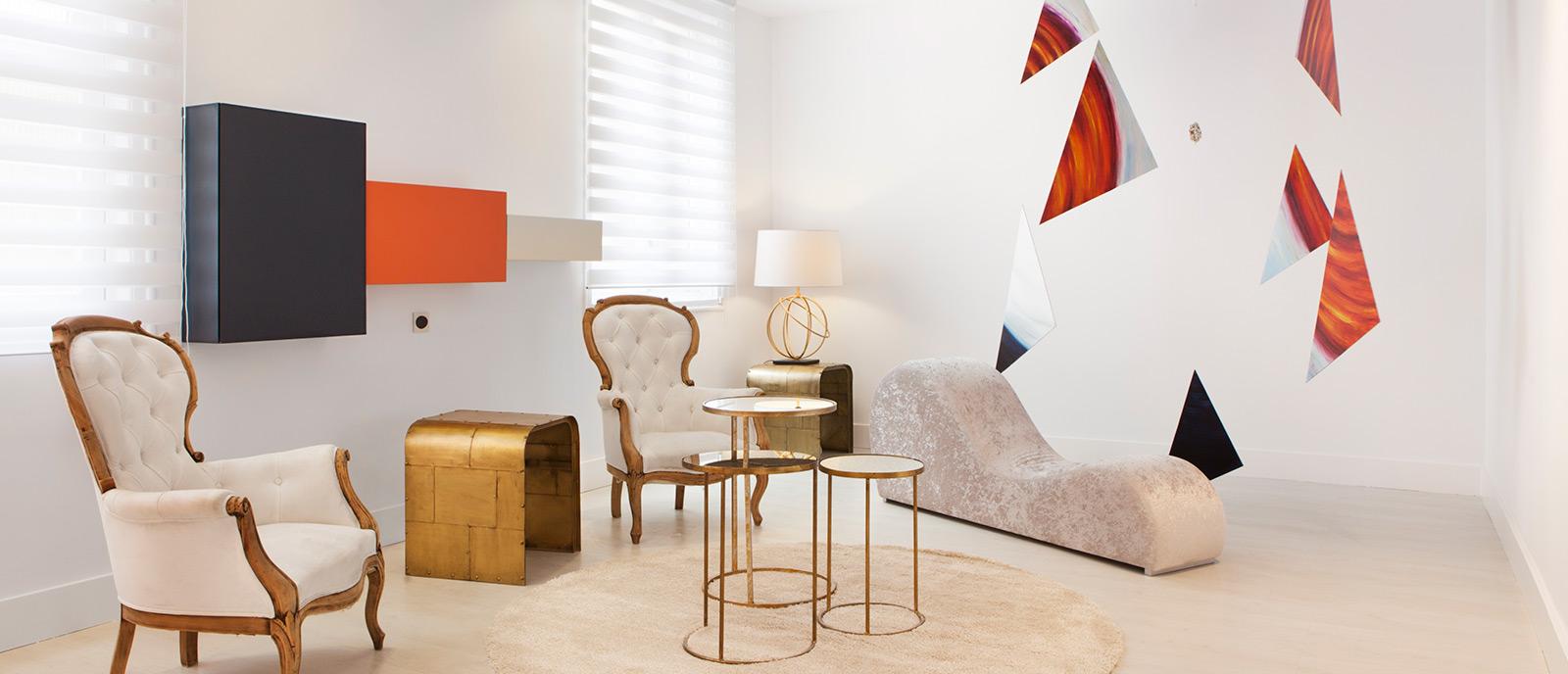 Sala de estar – «Equilibrio Singular»