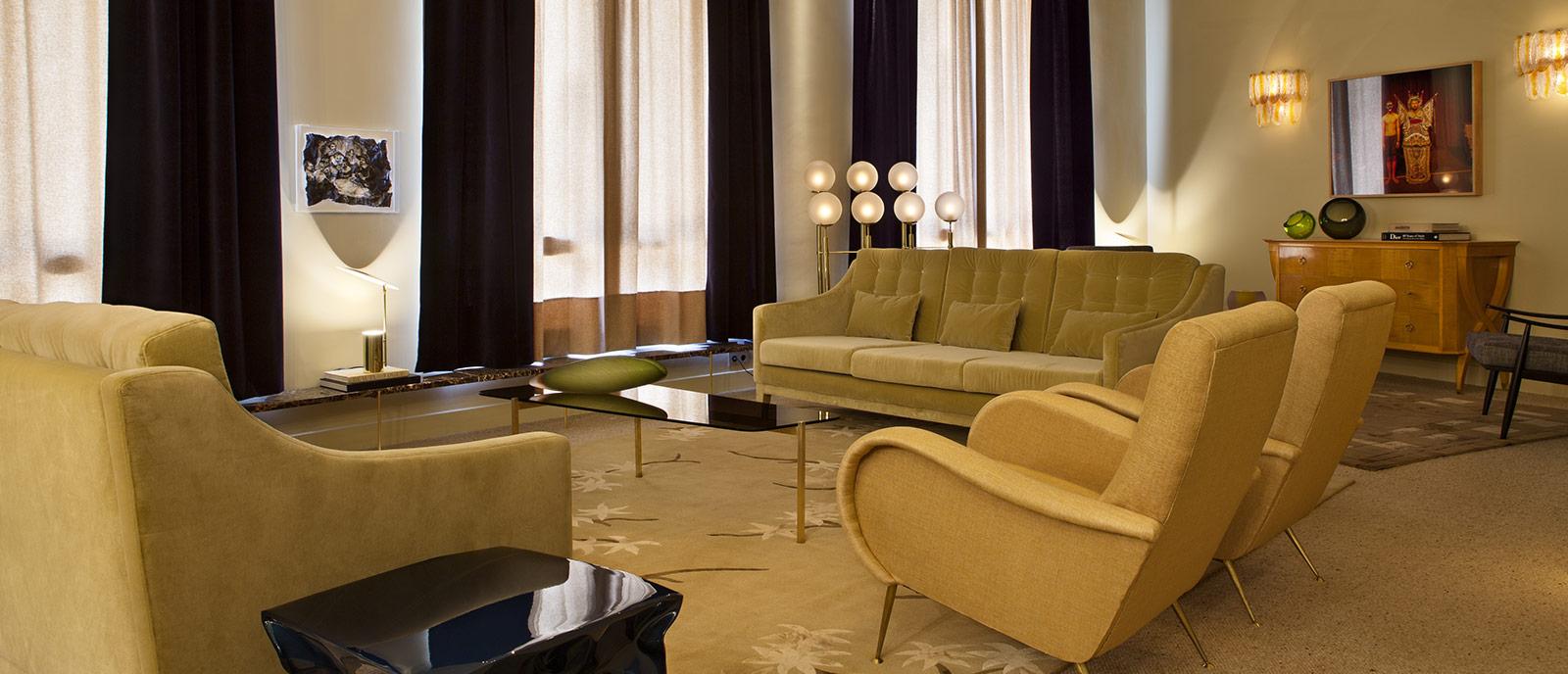 Salón sofisticado y sereno – «Sweet Home Relax»