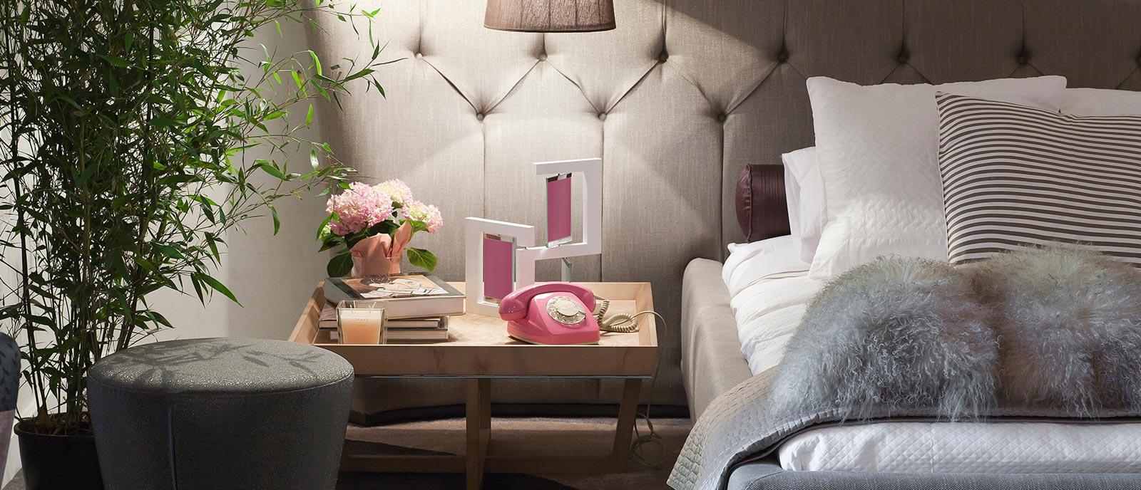 Suite con tres ambientes – «La vie en rose»