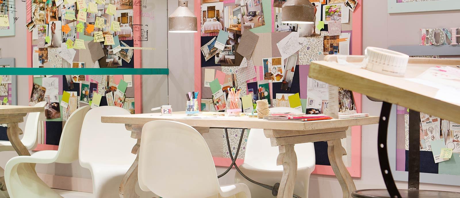 Taller de interiorista – «L'Atelier»