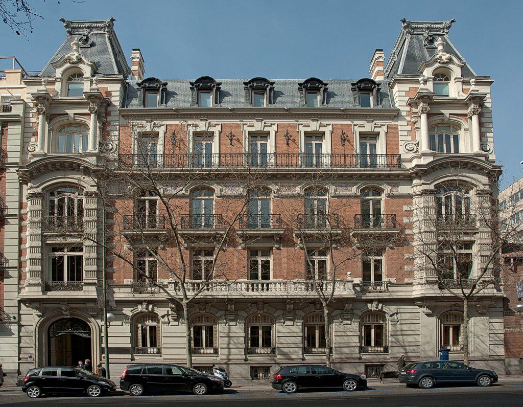 Edificios de Casa Decor Madrid, 1995, Velázquez 63
