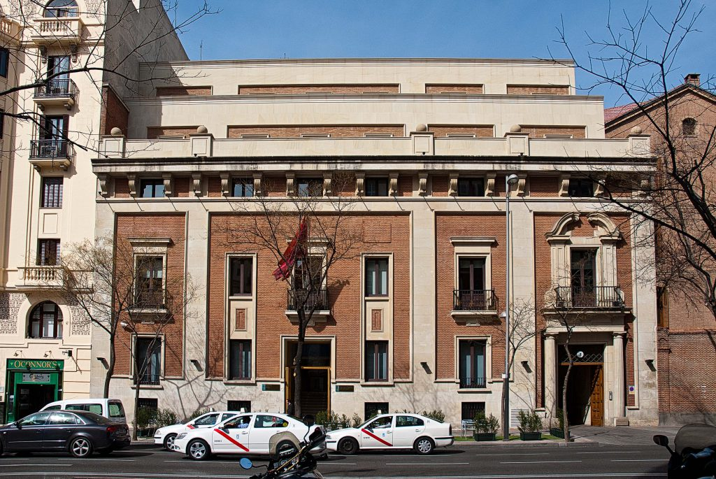 Edificios de Casa Decor: calle Almagro 5, ediciones 1997 y 1966