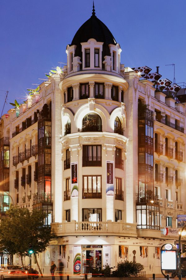 Edificios Casa Decor: Luchana 38, edición 2009