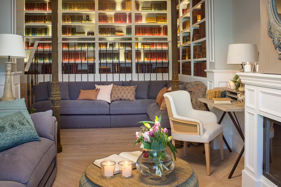 Salón – «El salón del lector»