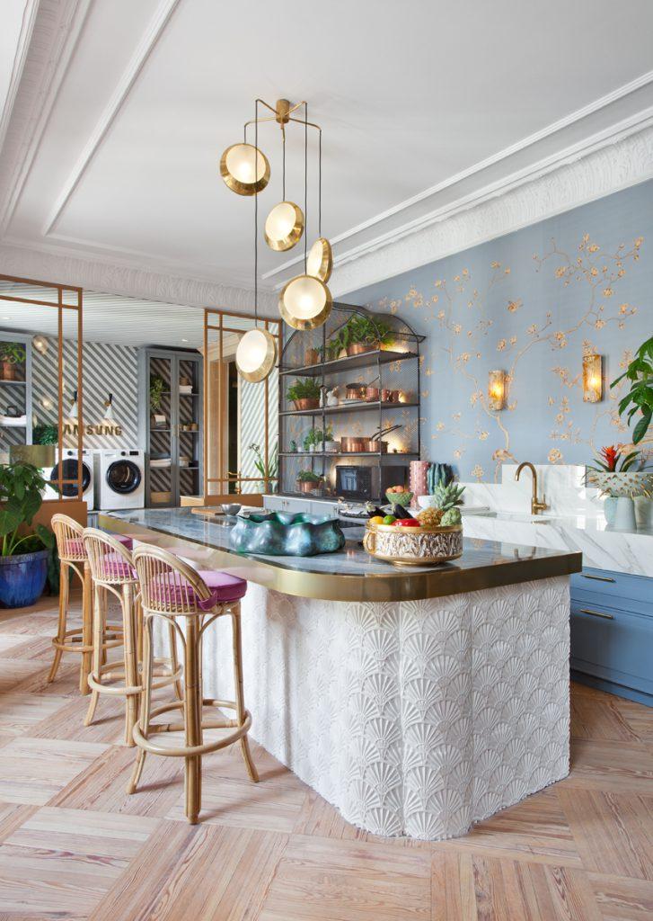 Espacio samsung trendy kitchen de beatriz silveira en for Decoracion casa 2017