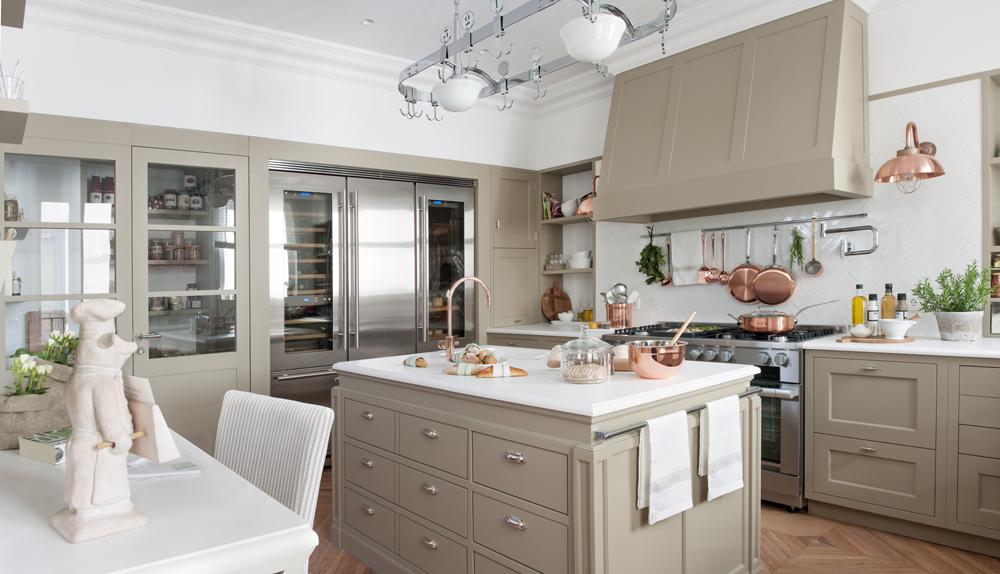 Cocina proyectada por el equipo deulonder en casa decor 2017 interioristas casadecor - Cocinas para casas ...