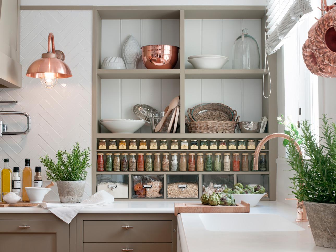 Cocina-comedor – «Inspiración Newport»