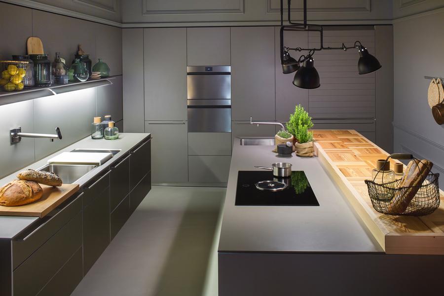 Cocina con comedor de Ignacio Carrasco y Alberto Porras en Casa ...