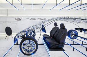 Espacio Ford por Héctor Ruiz-Velázquez en Casa Decor 2017