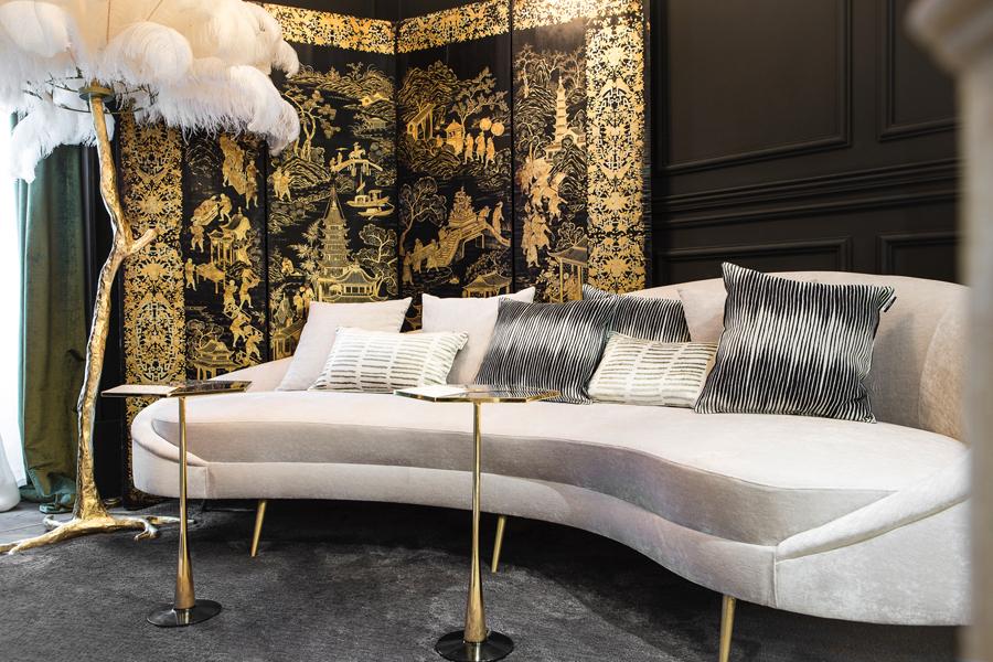 Sala de estar «La marquesa Casati»