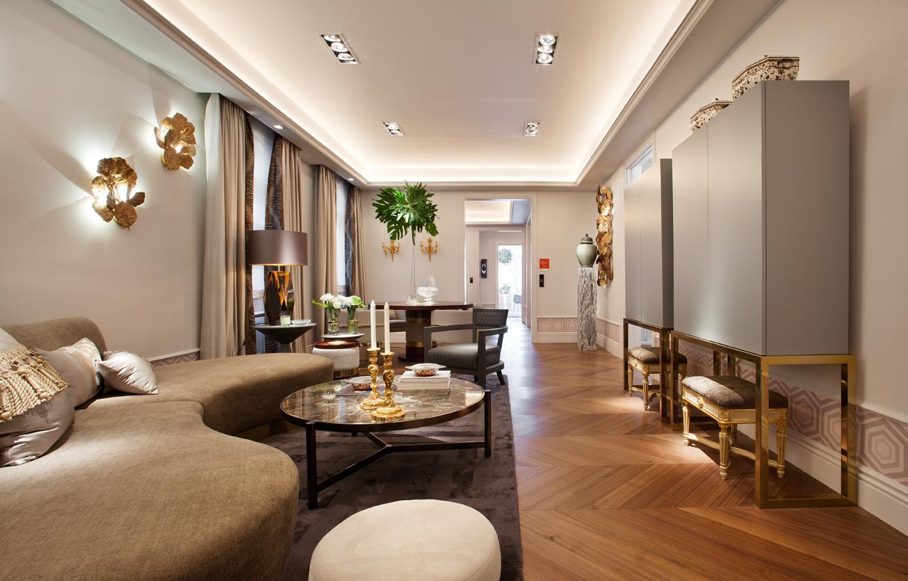 Loft «Suite presidencial» – Espacio Embajada de Portugal (AICEP)