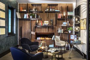 Home Office de Lourdes Treviño en Casa Decor 2017