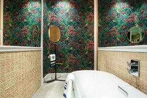Dormitorio de Miguel Muñoz en Casa Decor 2017