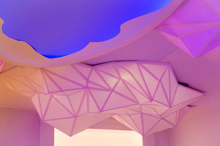 Habitación infantil «Viaje por la imaginación» – Espacio GIRA