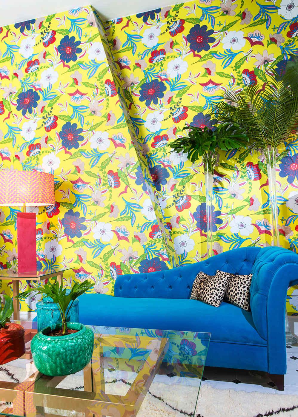 Salón – «Petit oasis»