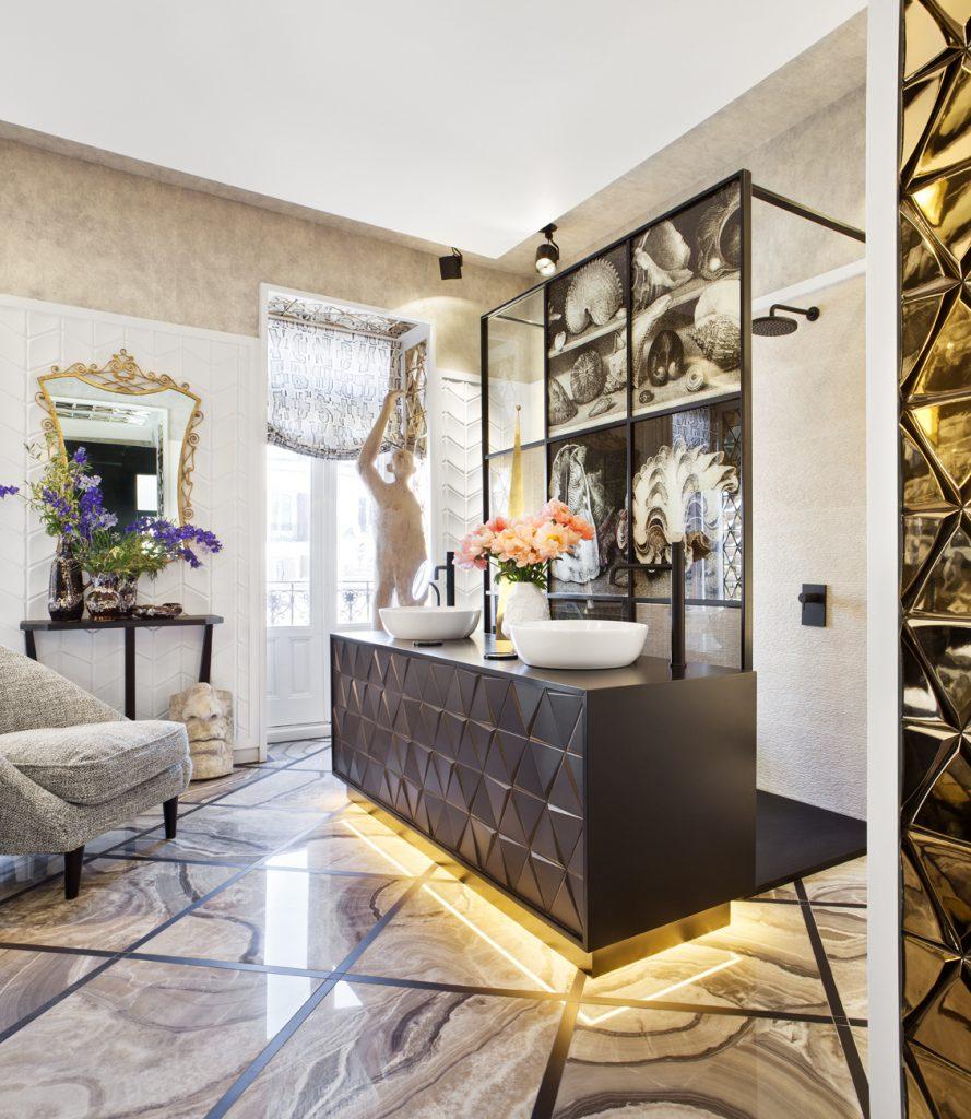 Revestimientos para crear efectos espectaculares en casa for Curso de interiorismo nuevo estilo