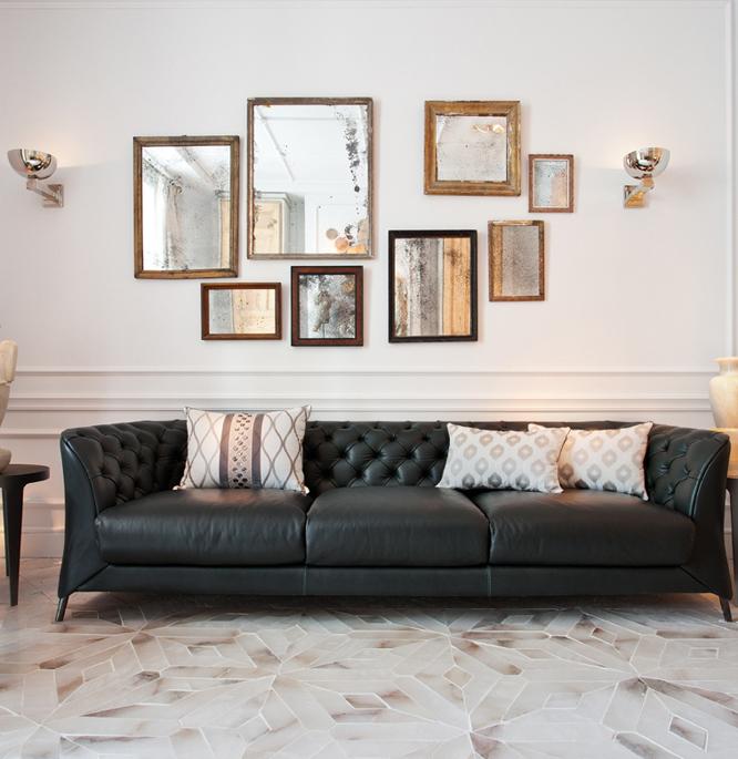 Espejos decorativos: cautivadores objetos de decoración