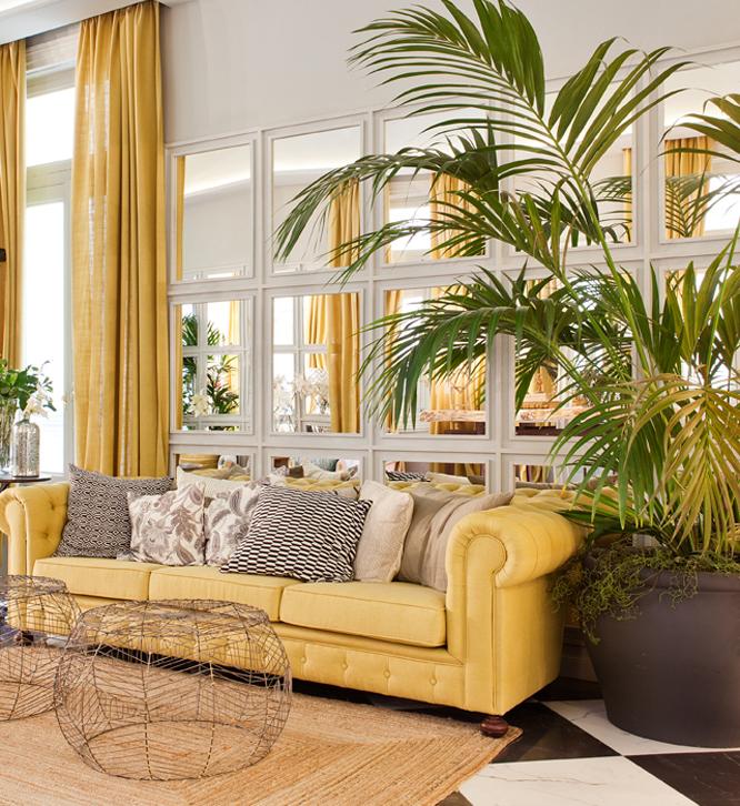 Espejos decorativos cautivadores objetos de decoraci n for Espejos decorativos para pegar en la pared