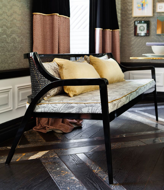 Muebles de rejilla para decorar interiores modernos - Muebles nicolau ...