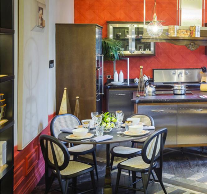 muebles de rejilla en casa decor 2017