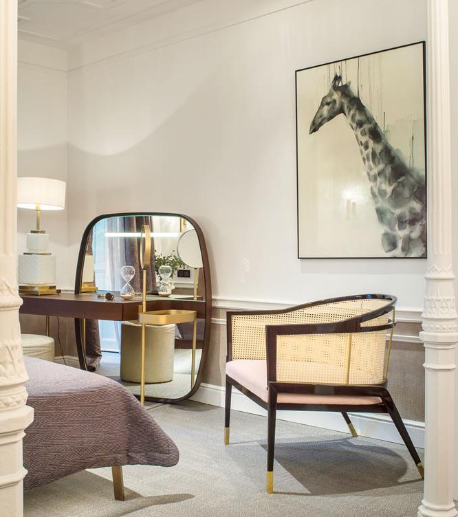 Muebles de rejilla para decorar interiores modernos for Decorar casa con muebles wengue