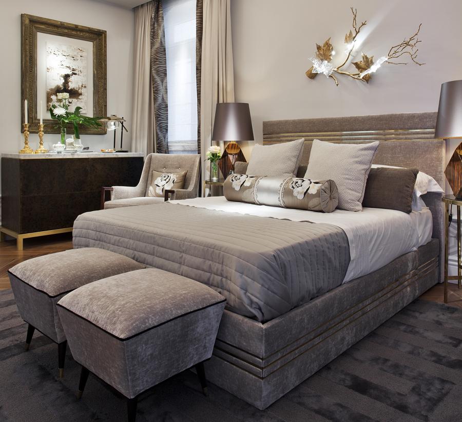 Ideas para vestir la cama propuestas de casa decor 2017 - Como hacer un canape ...