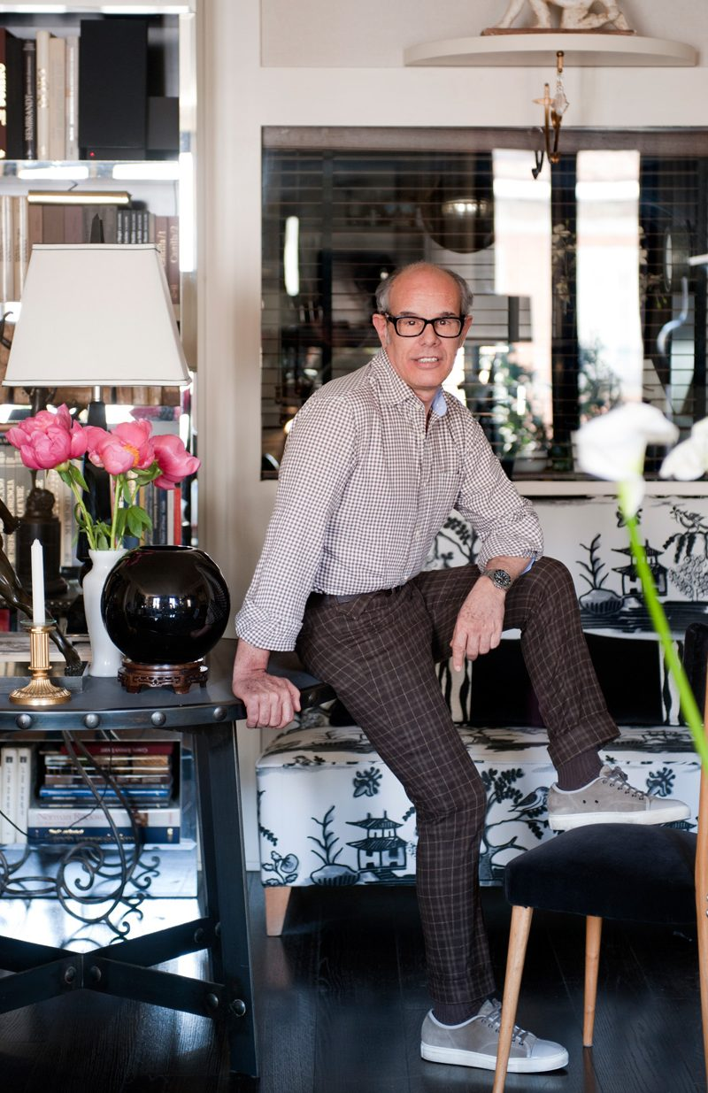Javier Castilla, un referente de la decoración en España