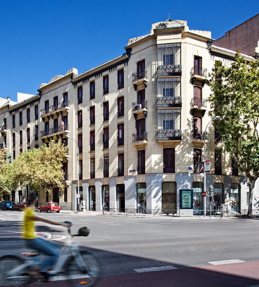Casa Decor 2018, edificio de la calle Francisco de Rojas 2