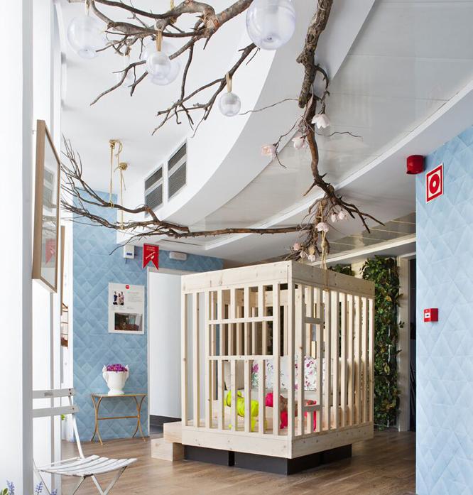 zonas infantiles y juveniles en Casa Decor