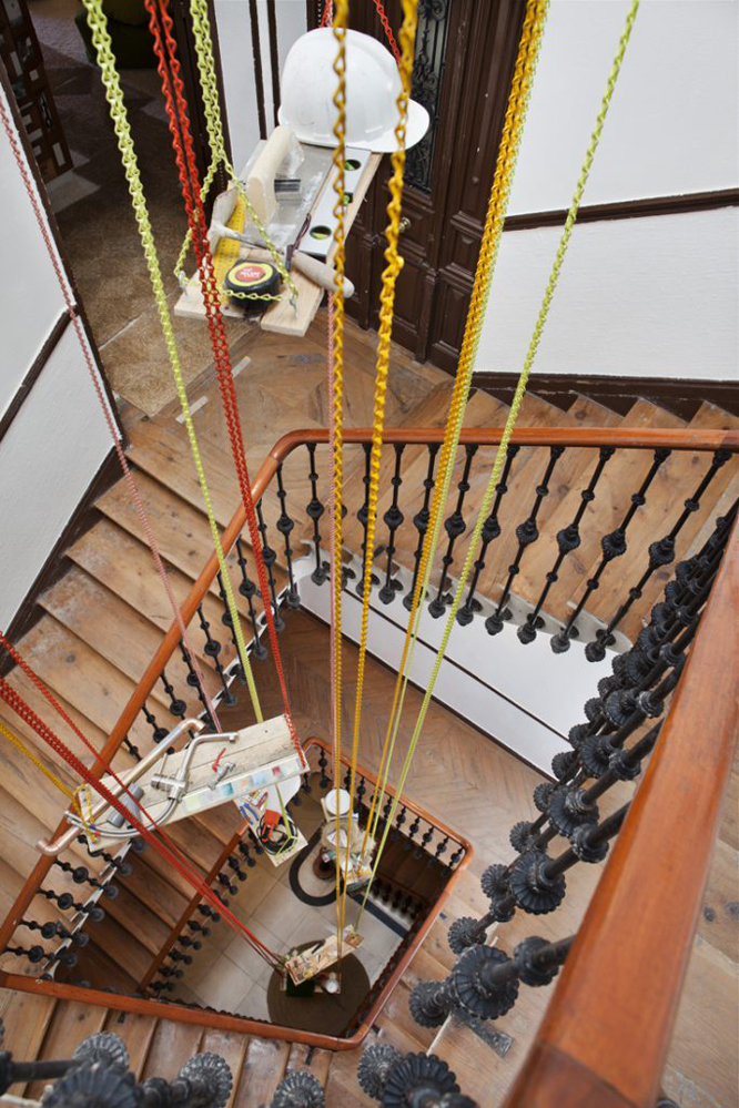 Las Escaleras De Casa Decor Zonas De Paso Decoradas - Escalera-casa