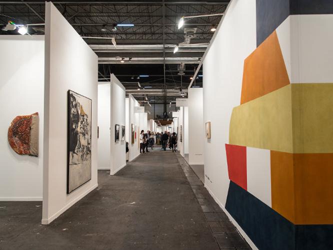 ARCOmadrid 2018. Feria de Arte Contemporáneo