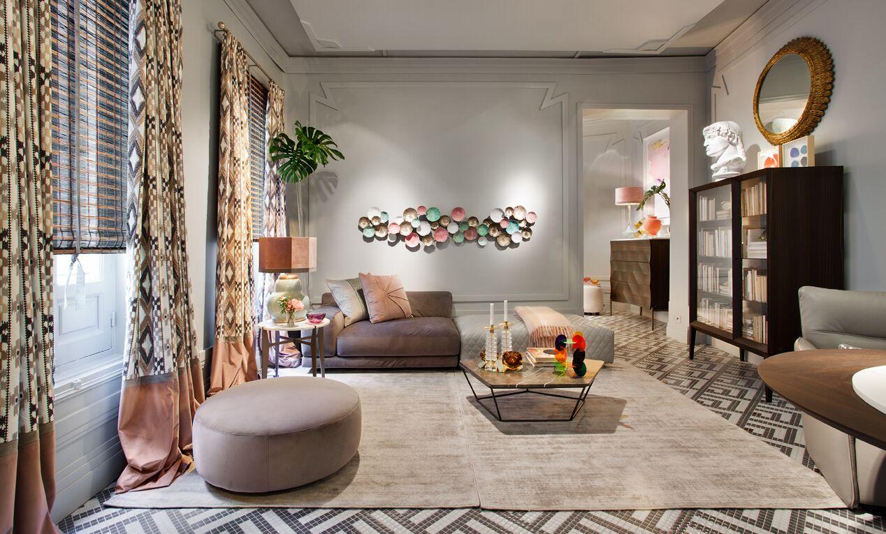 «Apartamento para Ofelia» – Espacio Natuzzi