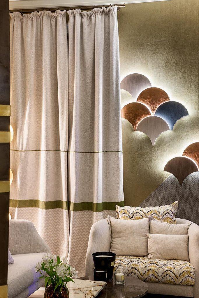casa-decor-2018-cocina-salon-cupa-stone-adriana-nicolaumencion cortinas KA