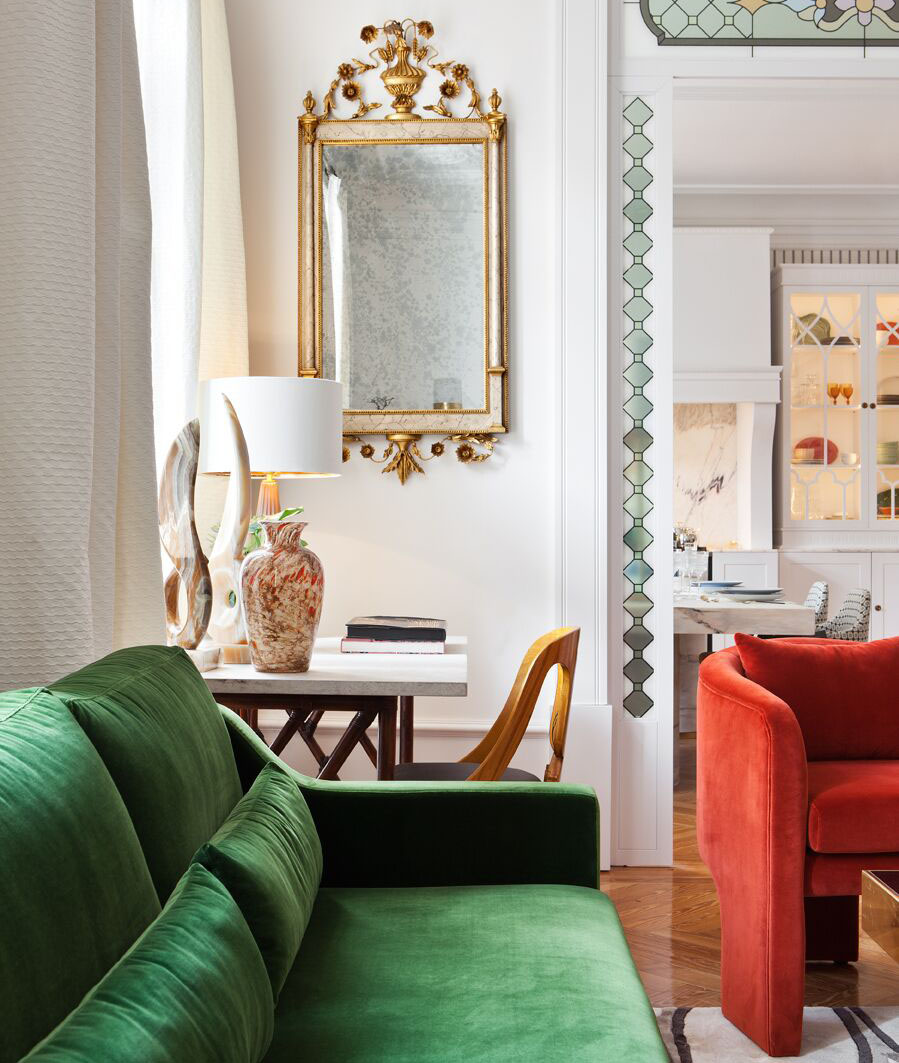 Apartamento de lujo – Espacio Embajada de Portugal