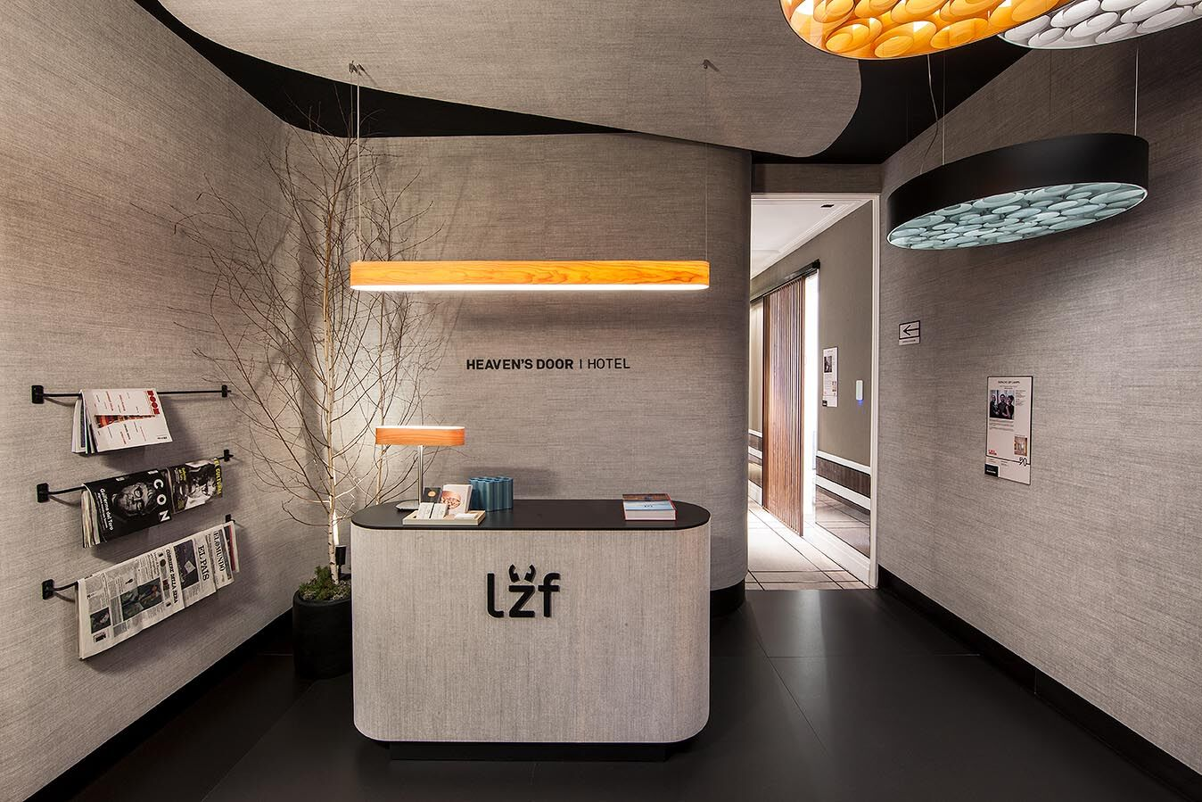Hall – Espacio LZF Lamps