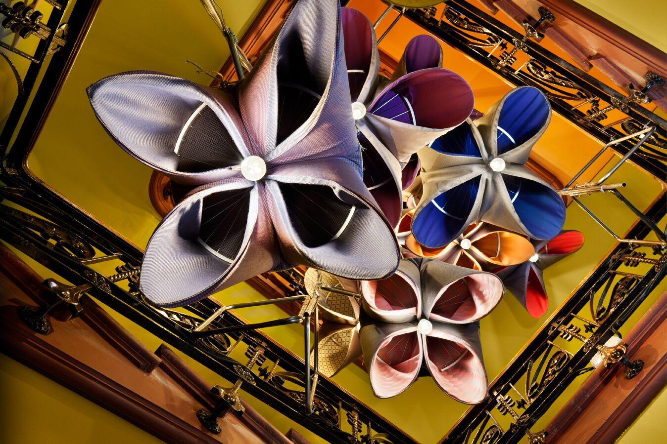 Subiendo la escalera con Gertrude. El jardín Sunbrella – Espacio sunbrella