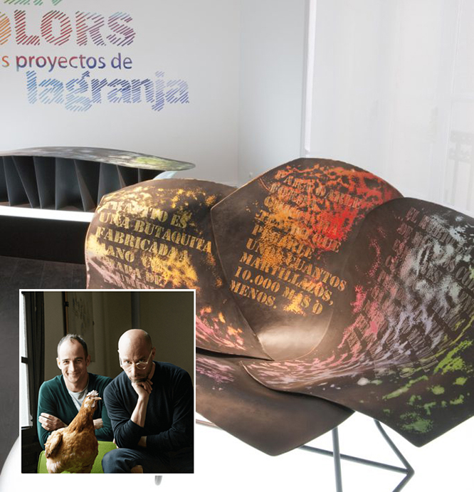 Decoradores edición 2018. Lagranja Design