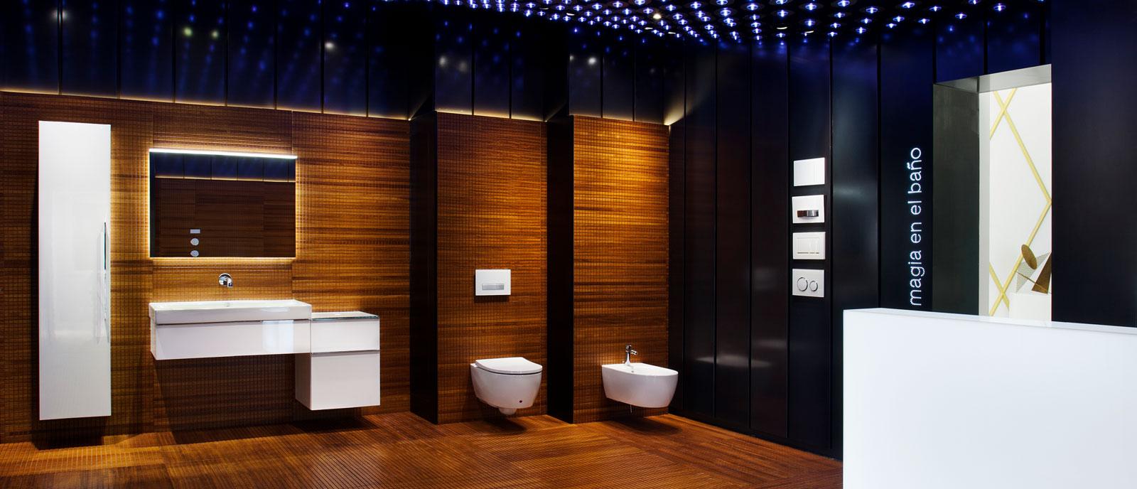 «Magia en el baño» – Espacio Geberit