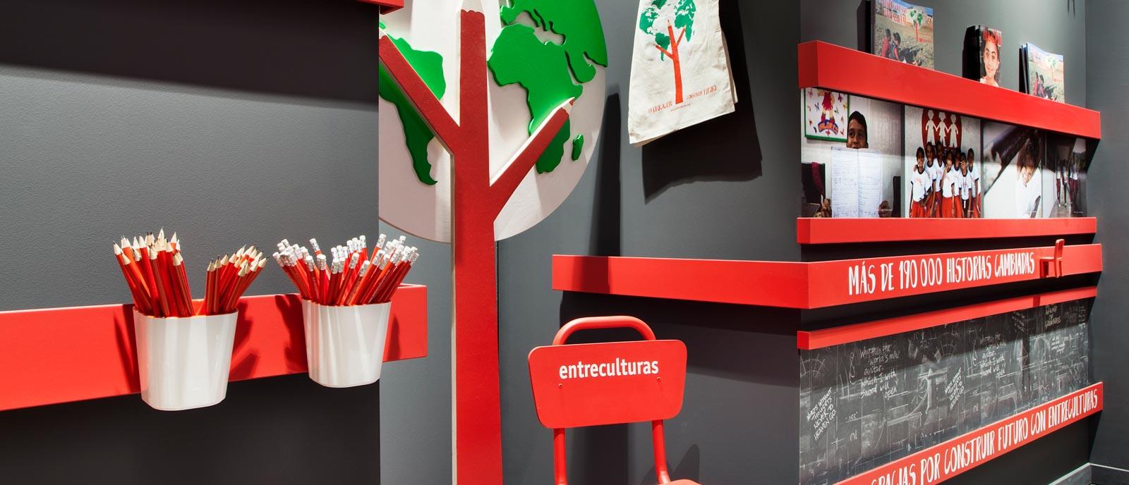 Pasillos – Fundación Entreculturas