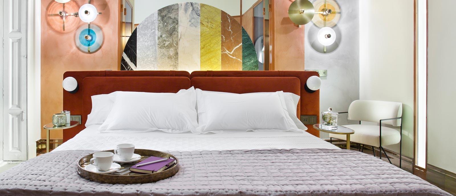 Suite «Geometric Hotel» – Espacio ABB Niessen