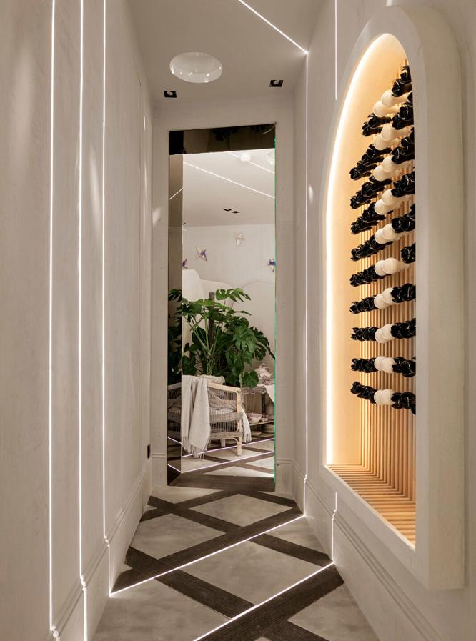 Como decorar un pasillo largo y oscuro best cmo decorar un pasillo largo y estrecho with - Como decorar un pasillo estrecho y oscuro ...