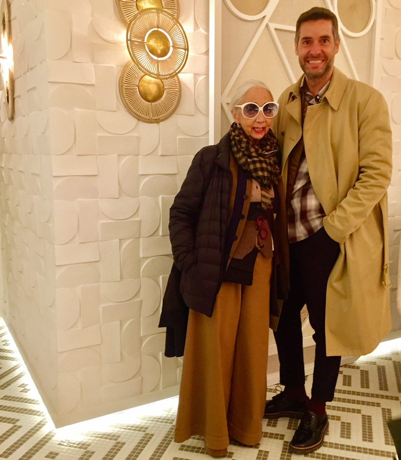 Rossana Orlandi en Casa Decor 2018