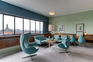 Habitación 606 del Radisson Collection Royal Hotel, Copenhagen