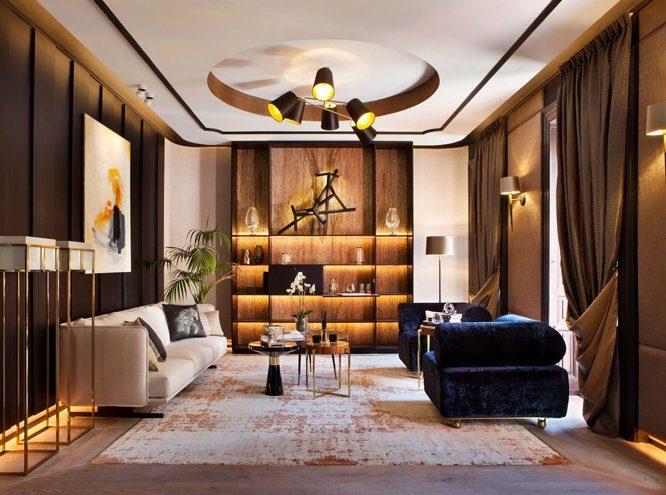 Estanterías y librerías de diseño en Casa Decor 2108
